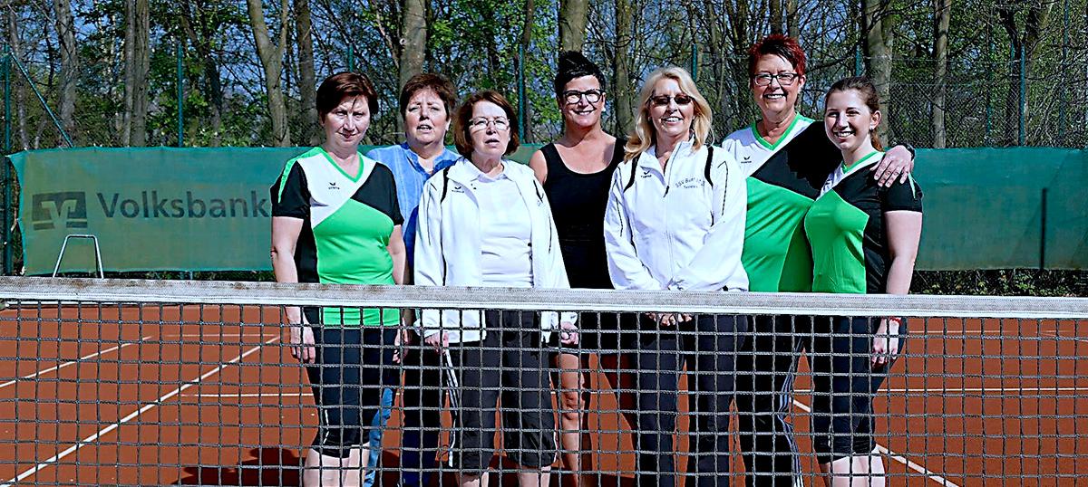 SSV Buer Tennis Damen Hobbymannschaft