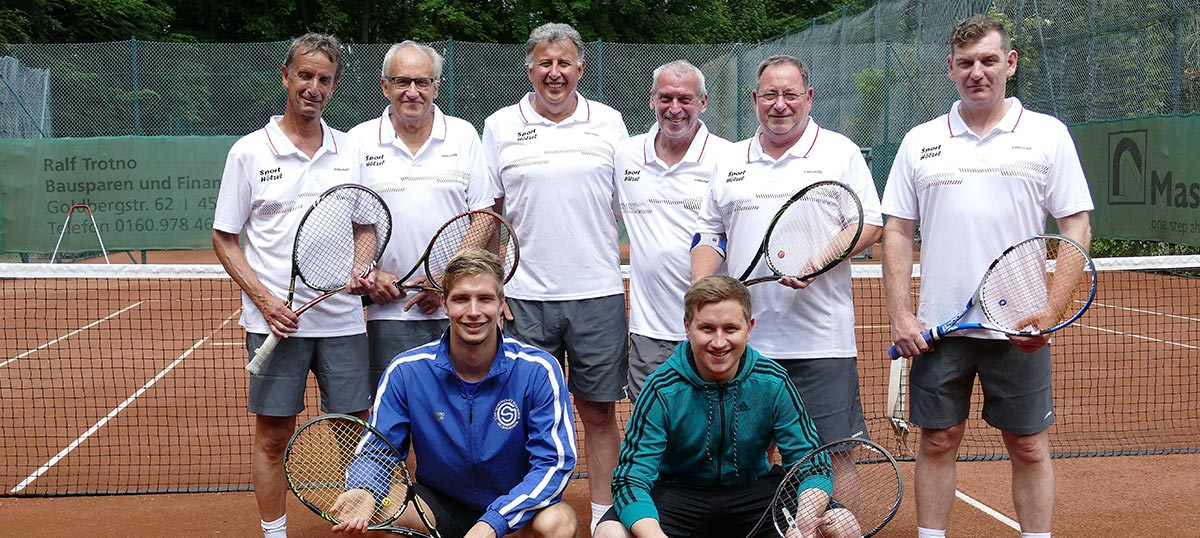 SSV Buer Tennis Herren Hobbymannschaft 2